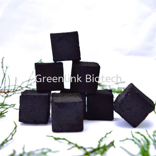 Shisha Cube Charcoal Charcoal Malaysia, Perak Manufacturer, Supplier, Supply, Supplies | GREENLINK BIOTECH SDN BHD