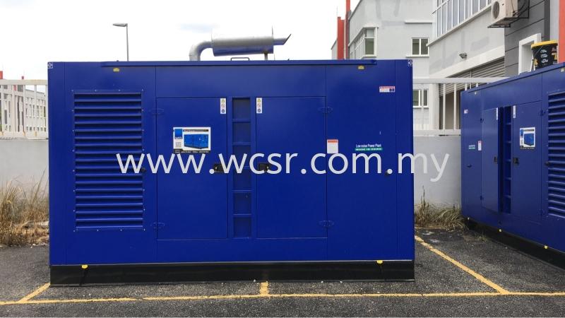 SDEC 500kVA Genset SDEC Diesel Generator Set Johor Bahru (JB), Malaysia, Selangor, Kuala Lumpur (KL), Johor Jaya, Puchong Supplier, Suppliers, Supply, Supplies | WCS Resources Sdn Bhd