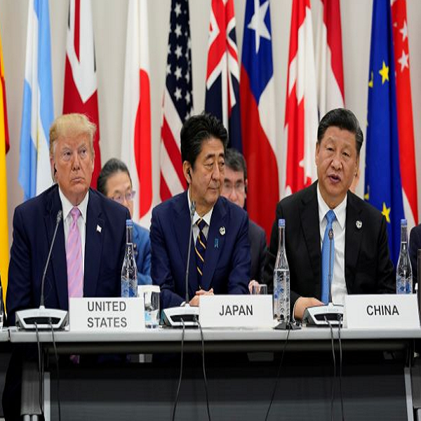 Trump prepares for 'productive' talks with Xi on trade war China News Malaysia News | SilkRoad Media
