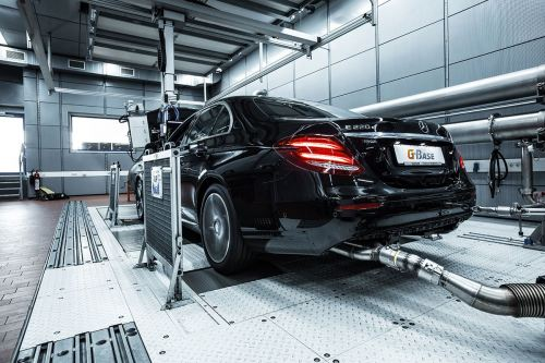G-ENERGY SYNTHETIC OIL SUCCESSFULLY PASSED THE EUROPEAN FUEL ECONOMY TEST STANDARD
