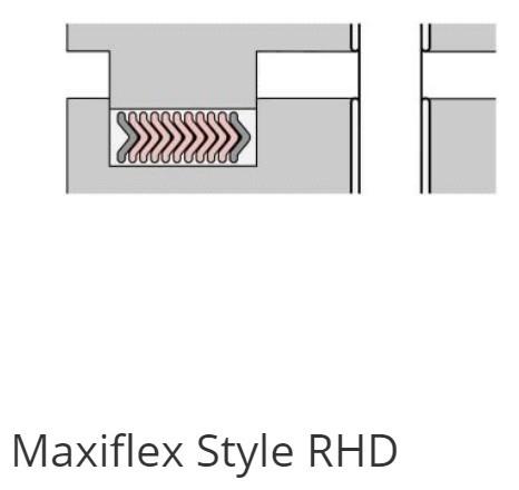 MAXIFLEX STYLE RHD Klinger Gasket Skudai, Johor Bahru (JB), Malaysia, Singapore. Supply, Installation, Suppliers, Supplier | Acomech Engineering Sdn Bhd