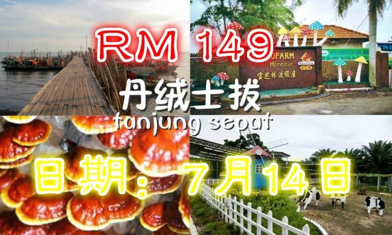 Tanjung Sepat 1 day tour Others Kluang, Johor, Malaysia Tour, Package | Xin Xin Travel Sdn Bhd