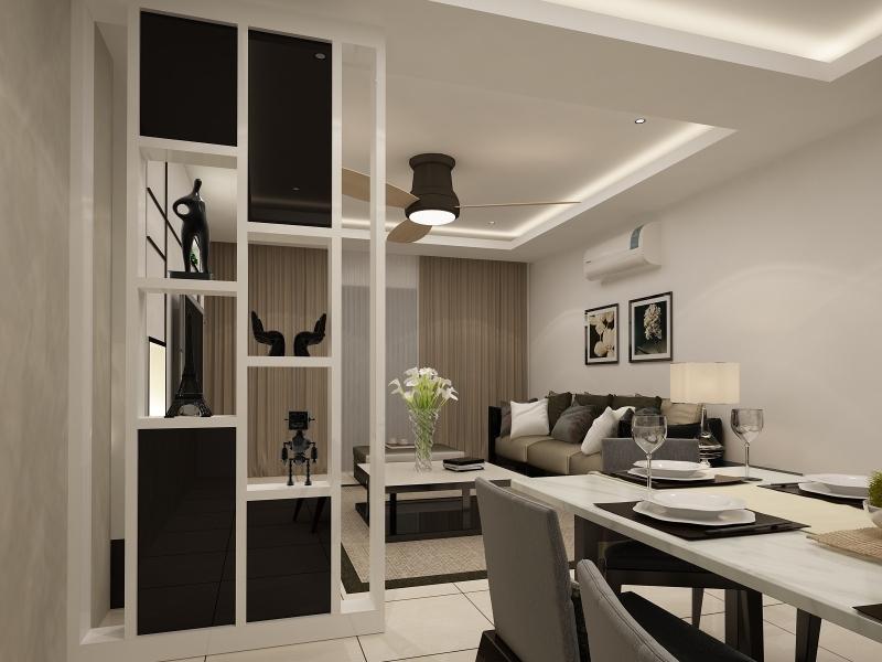 Interior Design Klang Interior Design Contractor Klang 3D Design Drawing   | HomeBagus - Home and Deco ONLINE EXPO!