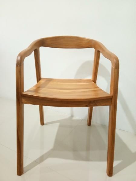 WA 020 WA020 Dining Chairs Chairs & Stool Selangor, Malaysia, Kuala Lumpur (KL), Seri Kembangan Manufacturer, Supplier, Supply, Supplies | Wood Art & Decor Sdn Bhd