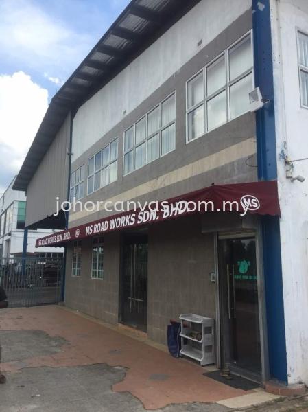 Sunbrella fixed awning  Fixed Awning  Awning Johor Bahru (JB), Malaysia, Larkin Supplier, Manufacturer, Supply, Supplies | Guan Seng Canvas Sdn Bhd