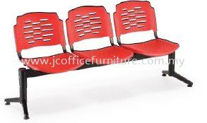 COMFY CHAIRS SC 989-3 LINK CHAIR COMFY CHAIRS TRAINING / STUDENT / LINK CHAIR Selangor, KL, Puchong, Malaysia. Manufacturer, Supplier, Supply, Supplies | JC Team Office Solution