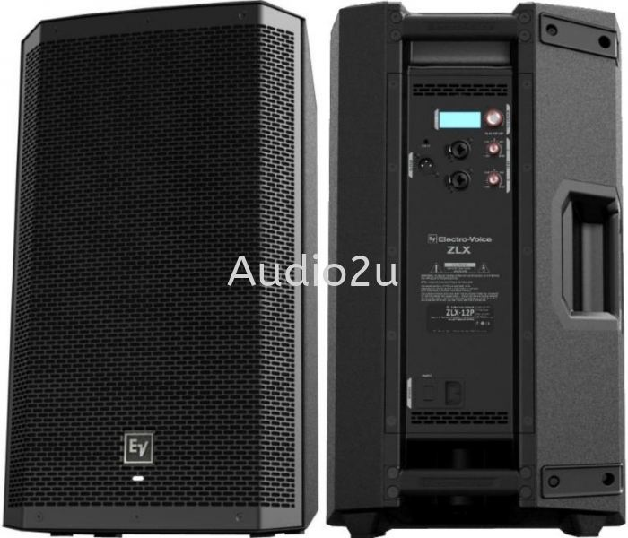 EV Electro-Voice ZLX-12P Electro-Voice Active Speaker Pro Sound PA System Penang, Malaysia, Georgetown Supplier, Suppliers, Supply, Supplies | Dragonfly Audio Centre