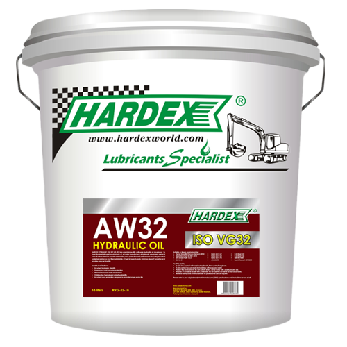 Hydraulic VG 32 FULLY SYNTHETIC HYDRAULIC OIL LUBRICANT PRODUCTS Pahang, Malaysia, Kuantan Manufacturer, Supplier, Distributor, Supply | Hardex Corporation Sdn Bhd