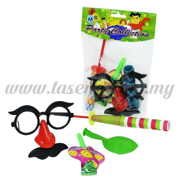 Favors with Glasses  (F-FG3) Party Pack Kuala Lumpur (KL), Malaysia, Selangor, Batu Caves Supplier, Suppliers, Supply, Supplies | Taseng Marketing Sdn Bhd