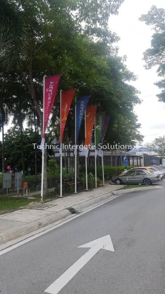 Road Signage  Billboard & Giant Banner Kuala Lumpur (KL), Malaysia, Selangor, Mont Kiara Manufacturer, Supplier, Supply, Supplies   Intergate Solutions Sdn Bhd