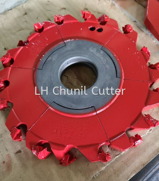 Adjustable Grooving Cutter Adjustable Grooving Cutter Woodworking Cutters Malaysia, Johor, Muar Manufacturer, Supplier, Supply, Supplies | LH-CHUNIL CUTTERS SDN BHD