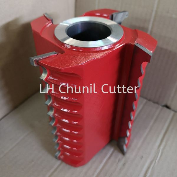 Profile Cutter Profile Cutter Woodworking Cutters Malaysia, Johor, Muar Manufacturer, Supplier, Supply, Supplies | LH-CHUNIL CUTTERS SDN BHD