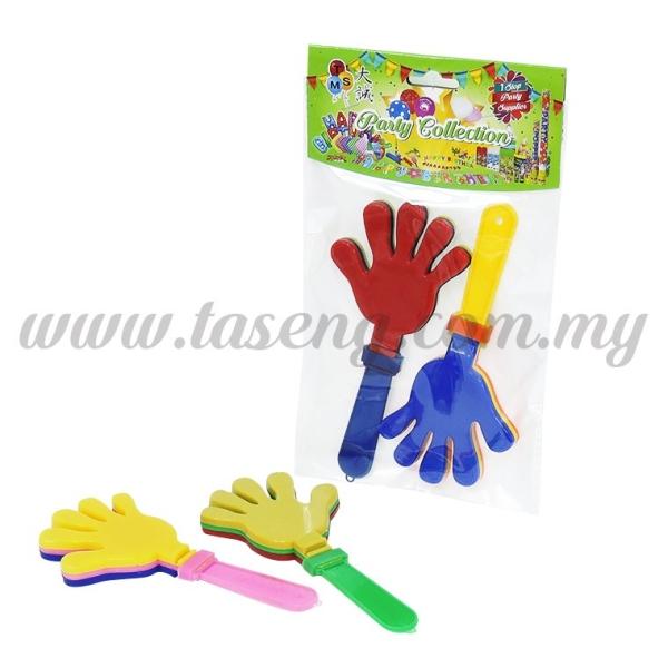 15cm Clapping Hand 2pcs (T200-CH2) Party Pack Kuala Lumpur (KL), Malaysia, Selangor, Batu Caves Supplier, Suppliers, Supply, Supplies | Taseng Marketing Sdn Bhd