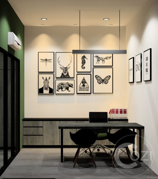 N4 Camera Store Office Commercial Project Penang, Malaysia, Butterworth Design, Renovation, Contractor, Services | Cozi Design Sdn Bhd