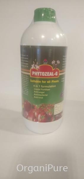 PHYTOZEAL - FLOWER & FRUIT BOOSTER ORGANIC FARM INPUTS Selangor, Malaysia, Kuala Lumpur (KL), Shah Alam Supplier, Suppliers, Supply, Supplies | Organipure Sdn Bhd