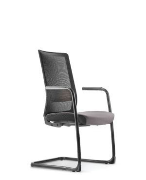 SURFACE VISITOR CHAIR-FABRIC Visitor Chair Office Chair Office Furniture Johor Bahru (JB), Malaysia, Molek Supplier, Suppliers, Supply, Supplies | Hologram Furniture Sdn Bhd