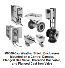 M9000-3xx Weather Shield Enclosures Electric Damper Actuators Valve and actuator Johnson Controls Selangor, Petaling Jaya (PJ), Malaysia, Kuala Lumpur (KL) Supplier, Suppliers, Supply, Supplies | JTJ Technology Sdn Bhd