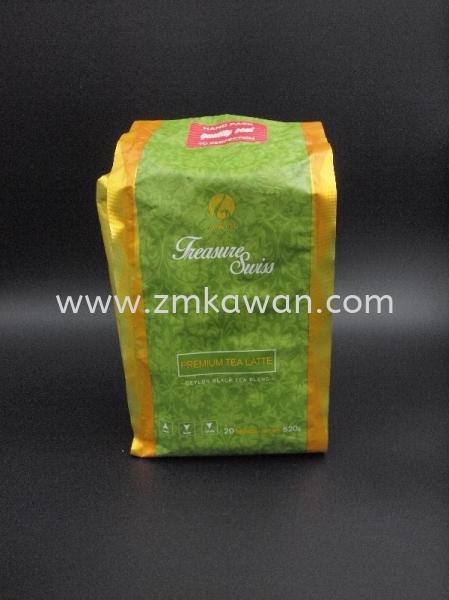 Treasure Swiss Tea Latte 460545002000004 Food, Drinks and Grocery Penang, Malaysia, Bayan Lepas Supplier, Supply, Wholesaler, Manufacturer | ZM Kawan Sdn Bhd