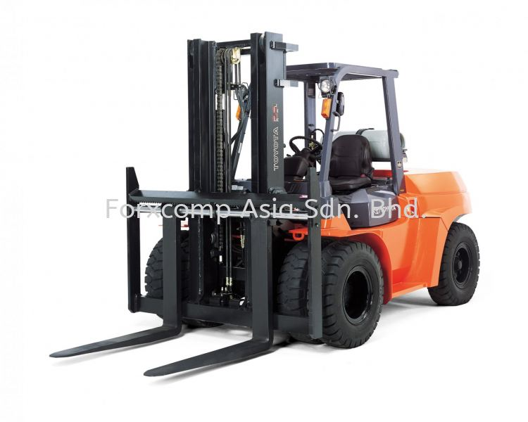 D. LPG Forklift Toyota LPG / Gasoline Forklift 1.5 to 3 ton LPG / Gasoline Forklift MHE (Material Handling Equipment) Selangor, Malaysia, Kuala Lumpur (KL), Shah Alam Rental, For Rent, Supplier, Supply   Forxcomp Asia Sdn Bhd