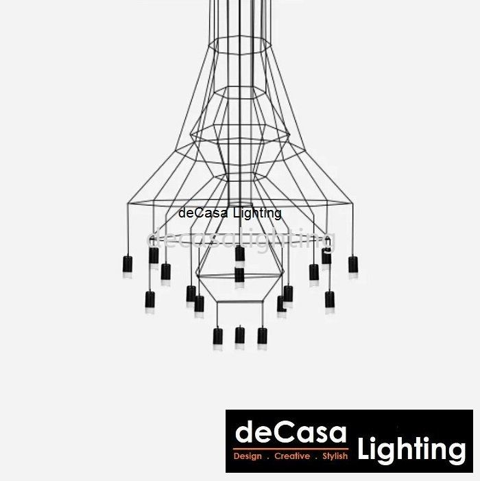 High Ceiling Led Pendant Light