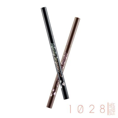 1028 Visual Therapy Infinity Longwear Eyeliner (Black / Brown)