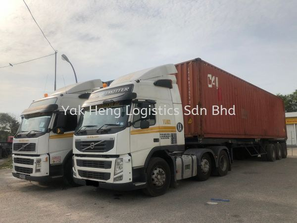 Container Haulage Services Container Haulage Services Malaysia, Penang, Kuala Lumpur (KL), Selangor Service, Specialist | Yak Heng Logistics Sdn Bhd