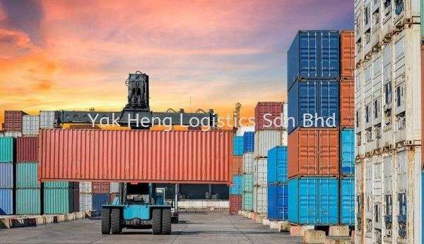 container truck Forwarding and Custom Clerance Services Malaysia, Penang, Kuala Lumpur (KL), Selangor Service, Specialist   Yak Heng Logistics Sdn Bhd
