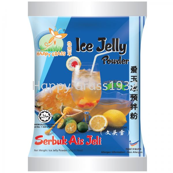 ICE JELLY POWDER Beverages Johor Bahru, JB, Johor, Malaysia. Supplier, Suppliers, Supply, Supplies, Provider | Happy Grass Products Sdn Bhd