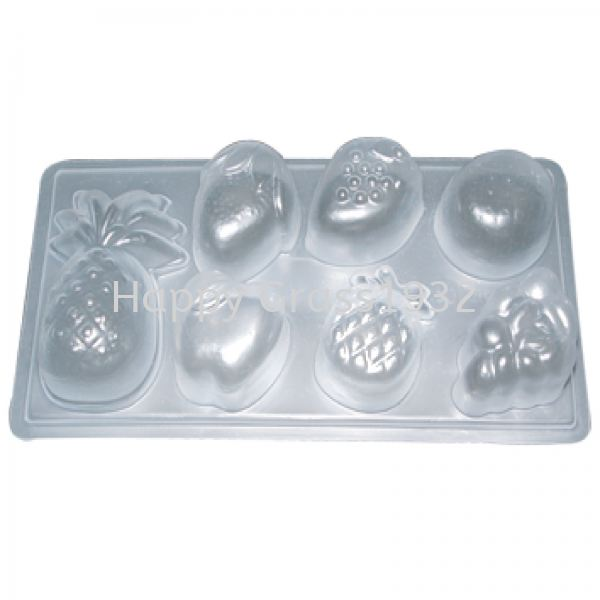 HGM 04 7CAPACITY JELLY MOULD Johor Bahru, JB, Johor, Malaysia. Supplier, Suppliers, Supply, Supplies, Provider | Happy Grass Products Sdn Bhd