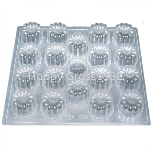 HGM A27 2CAPACITY JELLY MOULD Johor Bahru (JB), Malaysia, Pontian Supplier, Suppliers, Supply, Supplies | Happy Grass Products Sdn Bhd