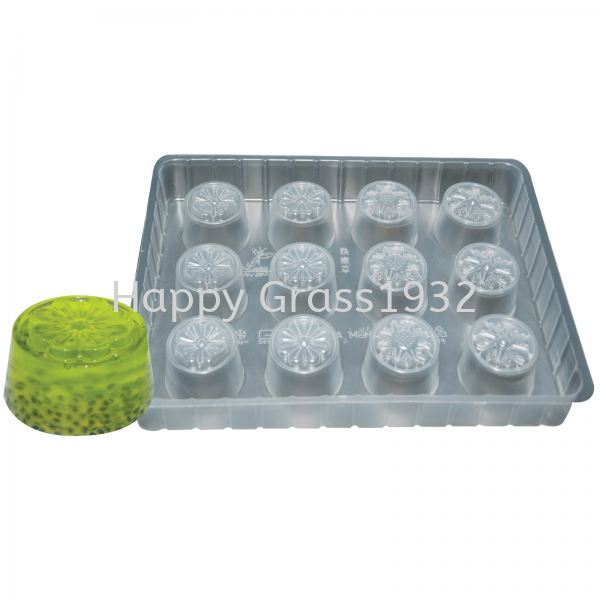 HGM A59 12CAPACITY JELLY MOULD Johor Bahru (JB), Malaysia, Pontian Supplier, Suppliers, Supply, Supplies | Happy Grass Products Sdn Bhd