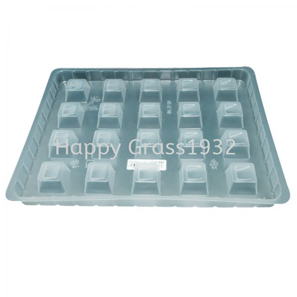 HGM A64 20CAPACITY JELLY MOULD Johor Bahru, JB, Johor, Malaysia. Supplier, Suppliers, Supply, Supplies, Provider | Happy Grass Products Sdn Bhd