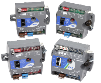 VAV Modular Assembly Controllers (VMAs) Family Valve and actuator Johnson Controls Selangor, Petaling Jaya (PJ), Malaysia, Kuala Lumpur (KL) Supplier, Suppliers, Supply, Supplies | JTJ Technology Sdn Bhd