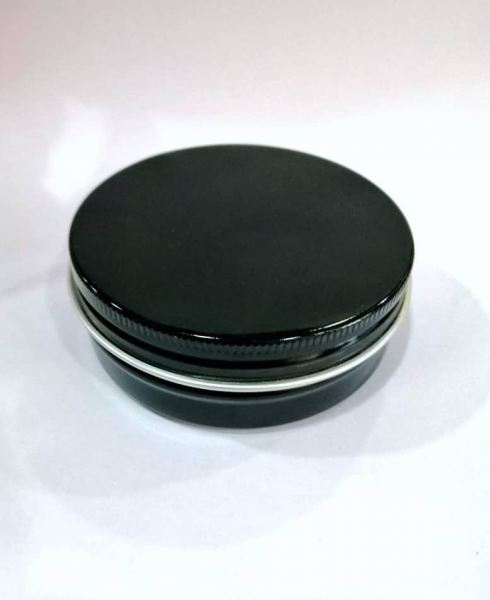 I001 - 100g (Black) Aluminium Container Malaysia, Kuala Lumpur (KL), Selangor, Kepong. Manufacturer, Wholesaler, Supplier, Supply | DSM Packaging Sdn Bhd