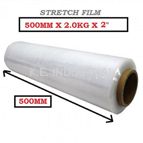 Stretch Film 2.0kg 500MM 2''