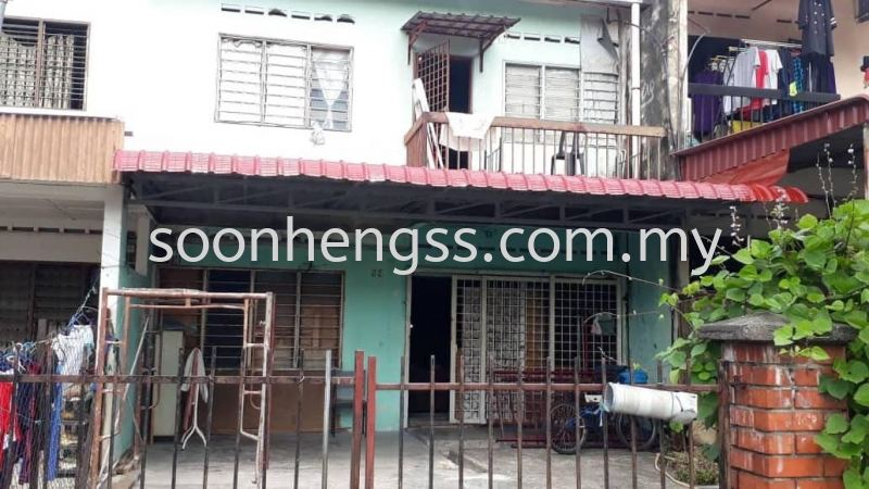 METAL ROOFING SHEET AWNING METAL WORKS Johor Bahru (JB), Skudai, Malaysia Contractor, Manufacturer, Supplier, Supply   Soon Heng Stainless Steel & Renovation Works Sdn Bhd