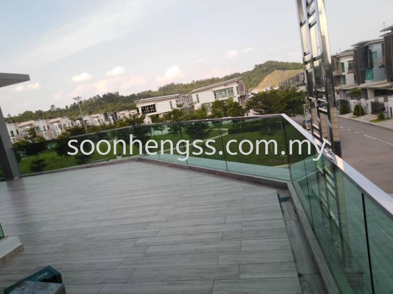 BALCONY RAILING STAINLESS STEEL Johor Bahru (JB), Skudai, Malaysia Contractor, Manufacturer, Supplier, Supply | Soon Heng Stainless Steel & Renovation Works Sdn Bhd