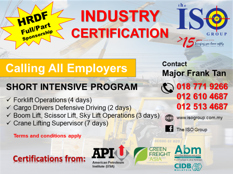 Industry Certification (INDCERT) Industry Certification (INDCERT) Training Malaysia, Selangor, Kuala Lumpur (KL), Shah Alam Training | In-Source Options Sdn Bhd