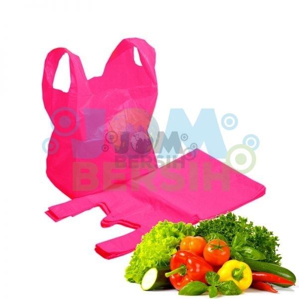 Carry Bag 15 x 16 Carry Bag F & B Bags Plastic Bag Selangor, Klang, Malaysia, Kuala Lumpur (KL) Supplier, Suppliers, Supply, Supplies | HH Plastech Industries Sdn Bhd