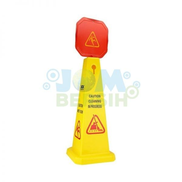 Yellow Cone Signage Safety Traffic Signage & Safety Product Selangor, Klang, Malaysia, Kuala Lumpur (KL) Supplier, Suppliers, Supply, Supplies | HH Plastech Industries Sdn Bhd