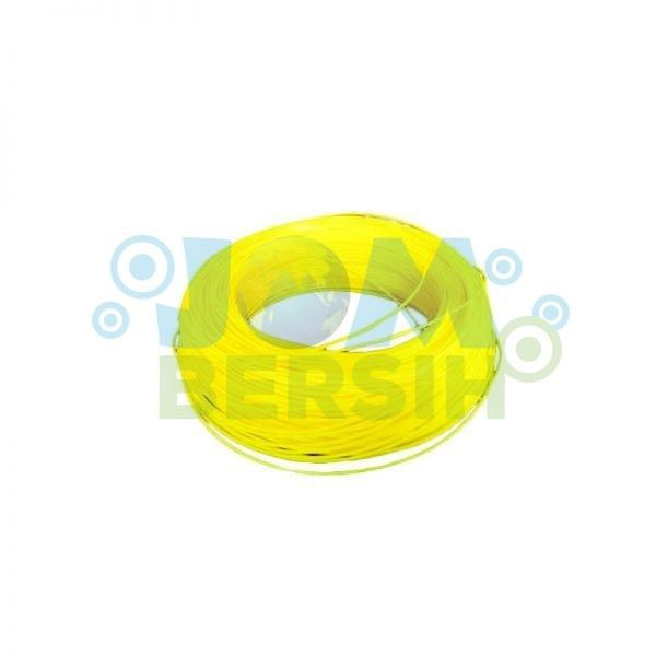 Trimmer Cut Line 2.5mm x 5kg - Yellow