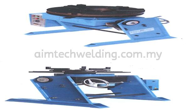 POSITIONER HD-100/200/300 SEMI-AUTO MACHINERY EQUIPMENT Selangor, Malaysia, Kuala Lumpur (KL), Shah Alam Supplier, Supply, Rental, Repair | Aim Tech Welding System Sdn Bhd