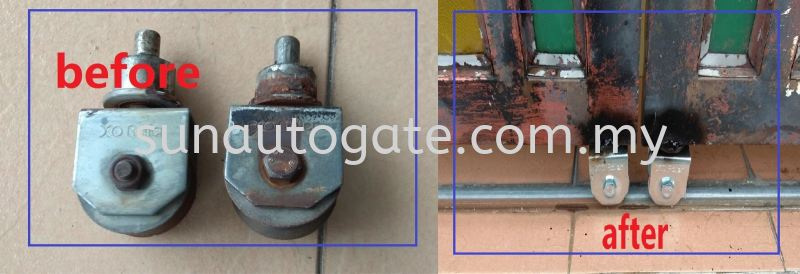 REPAIR & REPLACE Penang, Malaysia, Bukit Mertajam Autogate, Gate, Supplier, Services | Sun Autogate & Engineering