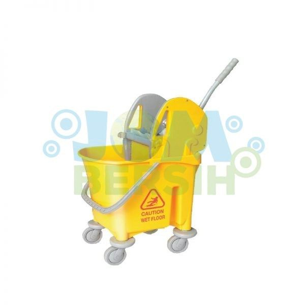 CLS Single Wringer Bucket (Down Press) Mopping & Cleaning Accessories General Cleaning Equipment Cleaning Equipment Selangor, Klang, Malaysia, Kuala Lumpur (KL) Supplier, Suppliers, Supply, Supplies | HH Plastech Industries Sdn Bhd