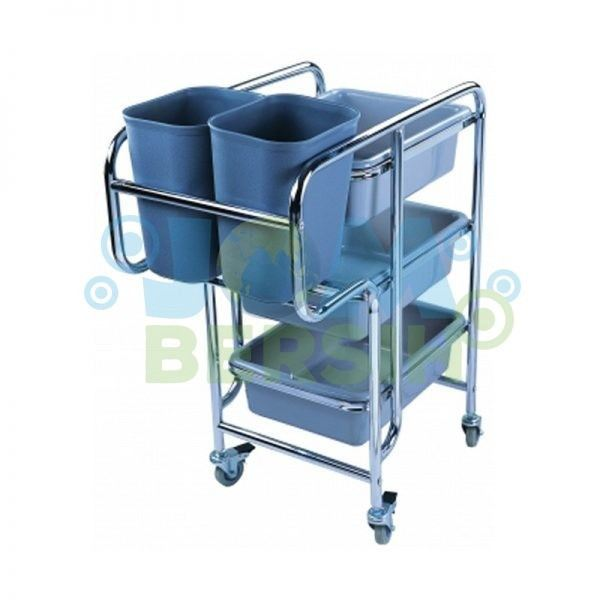 CLS Restaurant Cart Mopping & Cleaning Accessories General Cleaning Equipment Cleaning Equipment Selangor, Klang, Malaysia, Kuala Lumpur (KL) Supplier, Suppliers, Supply, Supplies | HH Plastech Industries Sdn Bhd