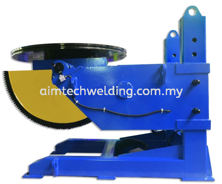 HDS MANUAL ELEVATION POSITIONER SEMI-AUTO MACHINERY EQUIPMENT Selangor, Malaysia, Kuala Lumpur (KL), Shah Alam Supplier, Supply, Rental, Repair | Aim Tech Welding System Sdn Bhd