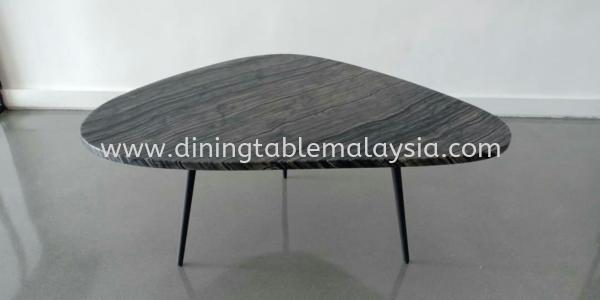 Leaf Shape Modern Marble Coffee Table Marble Coffee Table Malaysia, Selangor Supplier, Wholesaler | DeCasa Marble Sdn Bhd