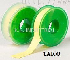Taico Thread Seal White Tape Packaging Products Selangor, Klang, Malaysia, Kuala Lumpur (KL) Supplier, Suppliers, Supply, Supplies | K.E. Industrial Supply Sdn Bhd