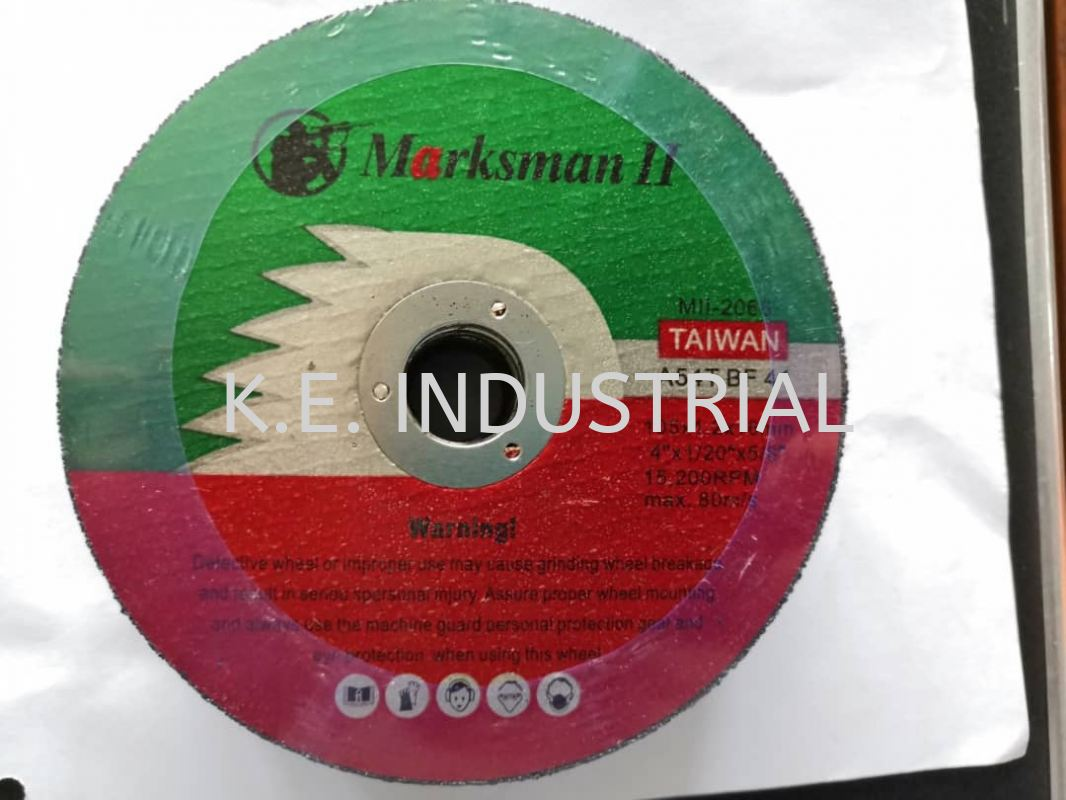 MARKSMAN Cutting Disc