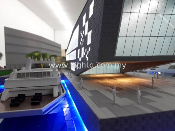 MRCB Penang Central MRCB Penang Central Others Building Model Layout Malaysia, Penang Building, Model, Maker, Services | Eight A Model Sdn Bhd
